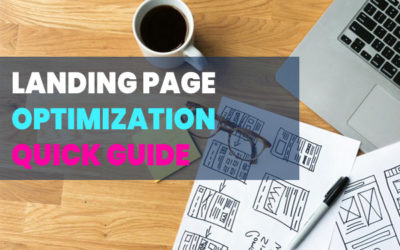 Landing Page Optimization – Keep your Conversion Rate under control