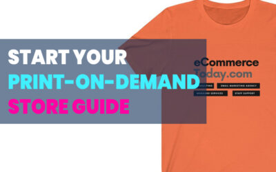 Start a Print-on-Demand Business on Shopify